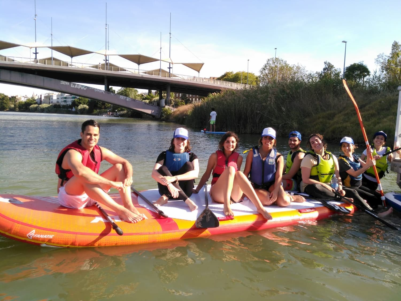 SUP Grupo Río Guadalquivir