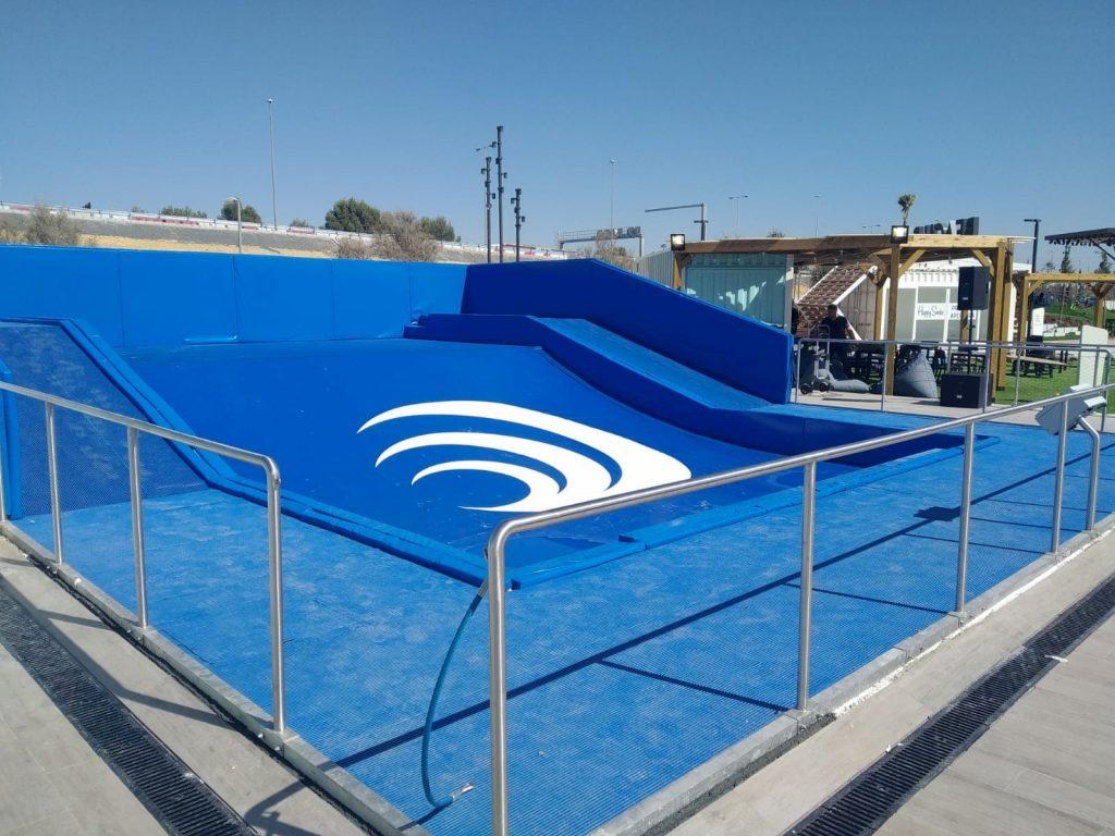 Cómo es la piscina de olas de Lagoh