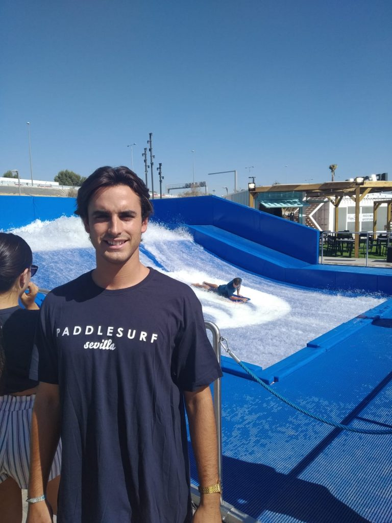 Monitor Paddle Surf Sevilla