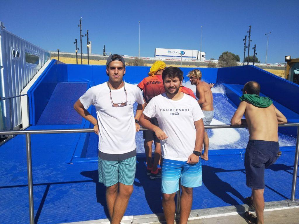 Monitores Paddle Surf Sevilla