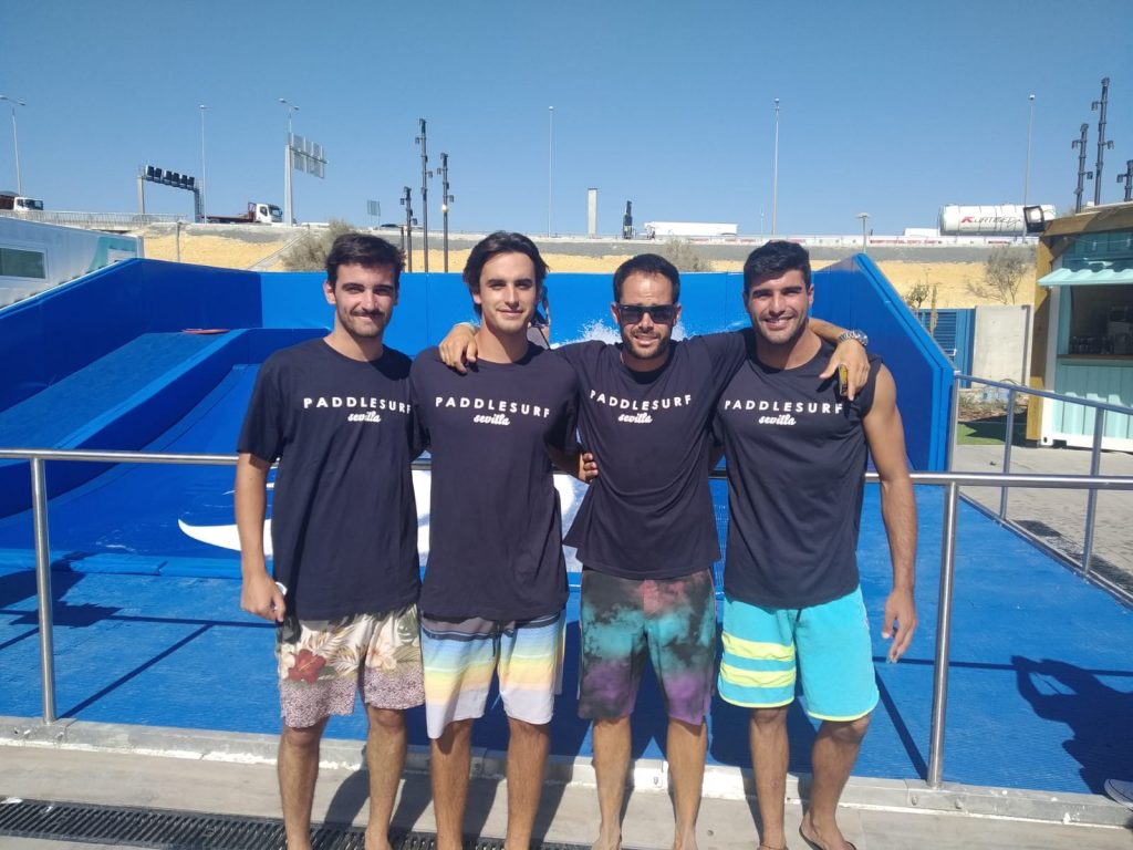 Paddle Surf Sevilla en Gran Kahuna