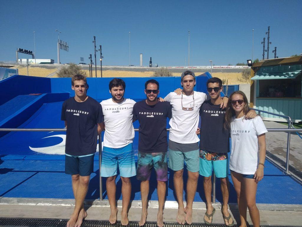 Paddle Surf Sevilla en Lagoh
