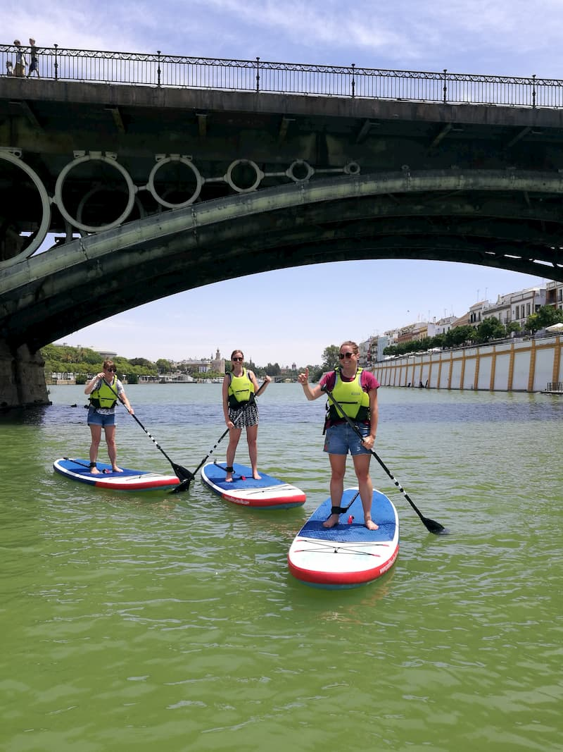 SUP Seville Stand Up Paddle