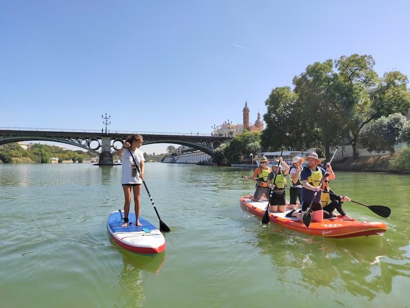 Big SUP Sevilla Triana