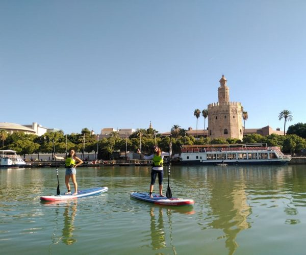 Stand Up Paddle en Sevilla